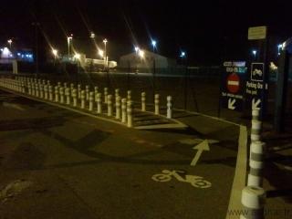parking moto T2