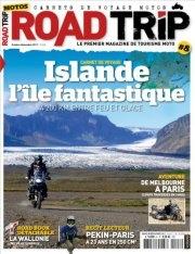 Roadtrip Magazine n°8 octobre-novembre 2011